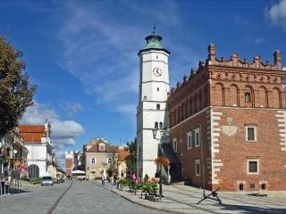 Kazimierz i Sandomierz